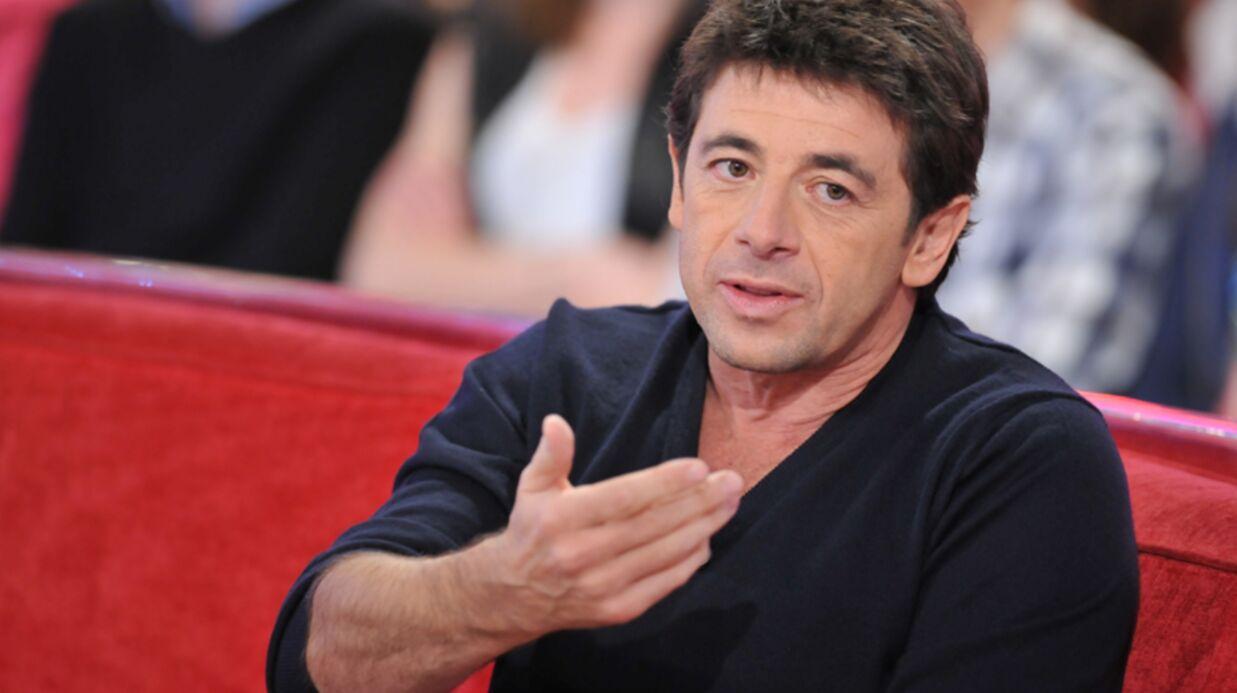 Patrick Bruel regrette Dominique Strauss-Kahn