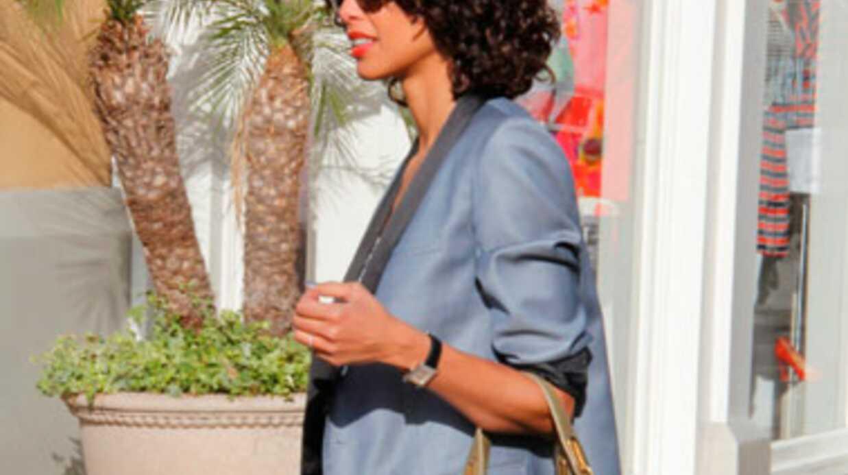 LOOK Sonia Rolland ravissante et méconnaissable à Los Angeles