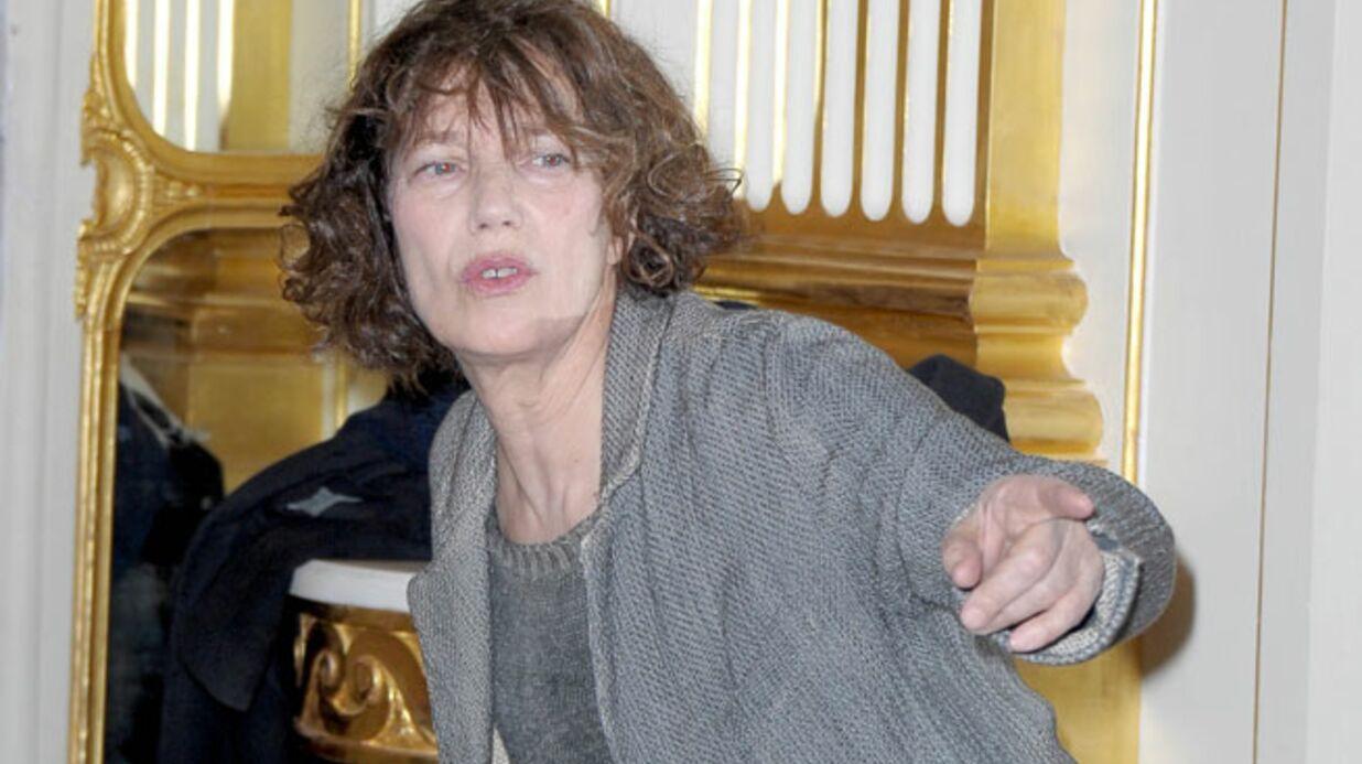 Jane Birkin parle de sa fille Kate Barry