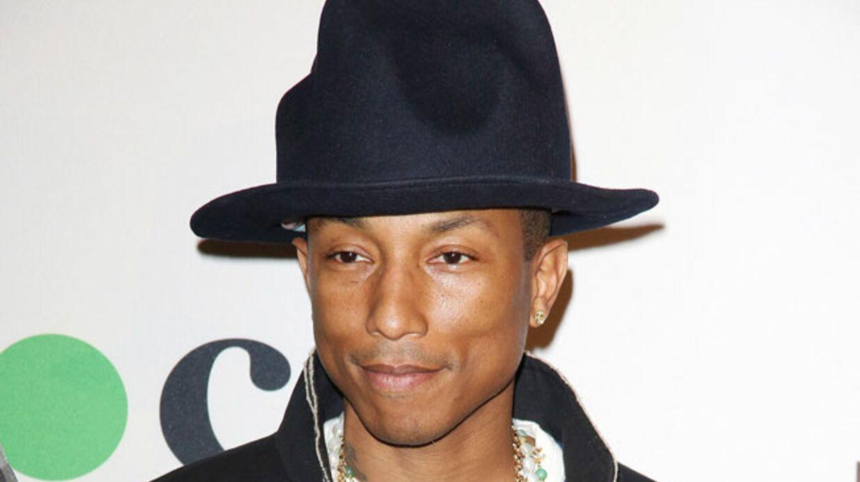Pharrell Williams n'en revient toujours pas de son succès