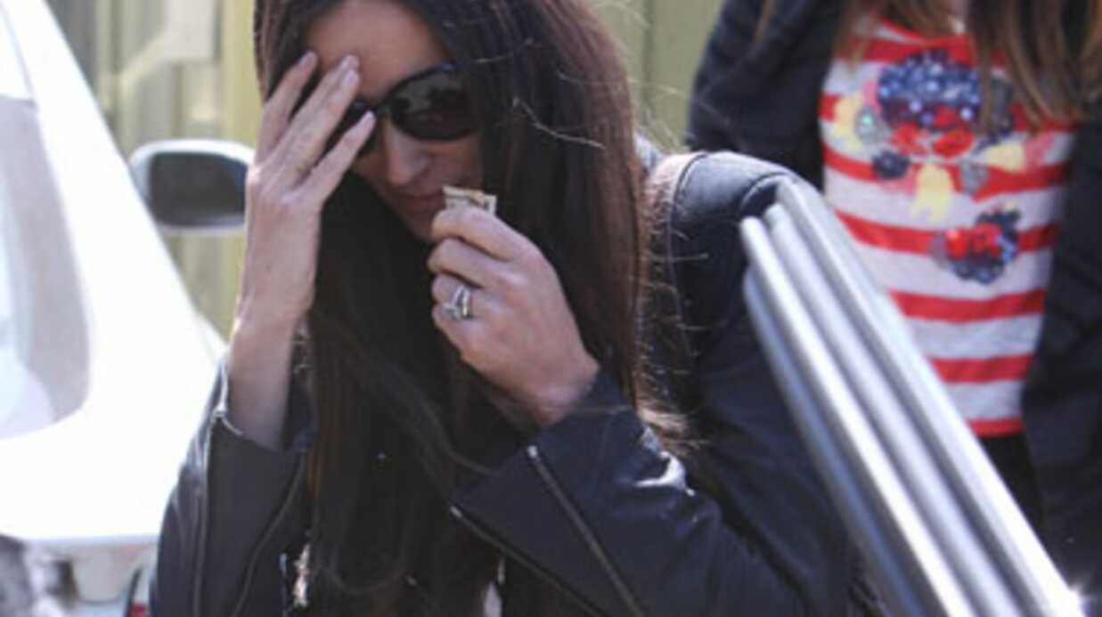 Demi Moore dévastée par la disparition de sa «mère»