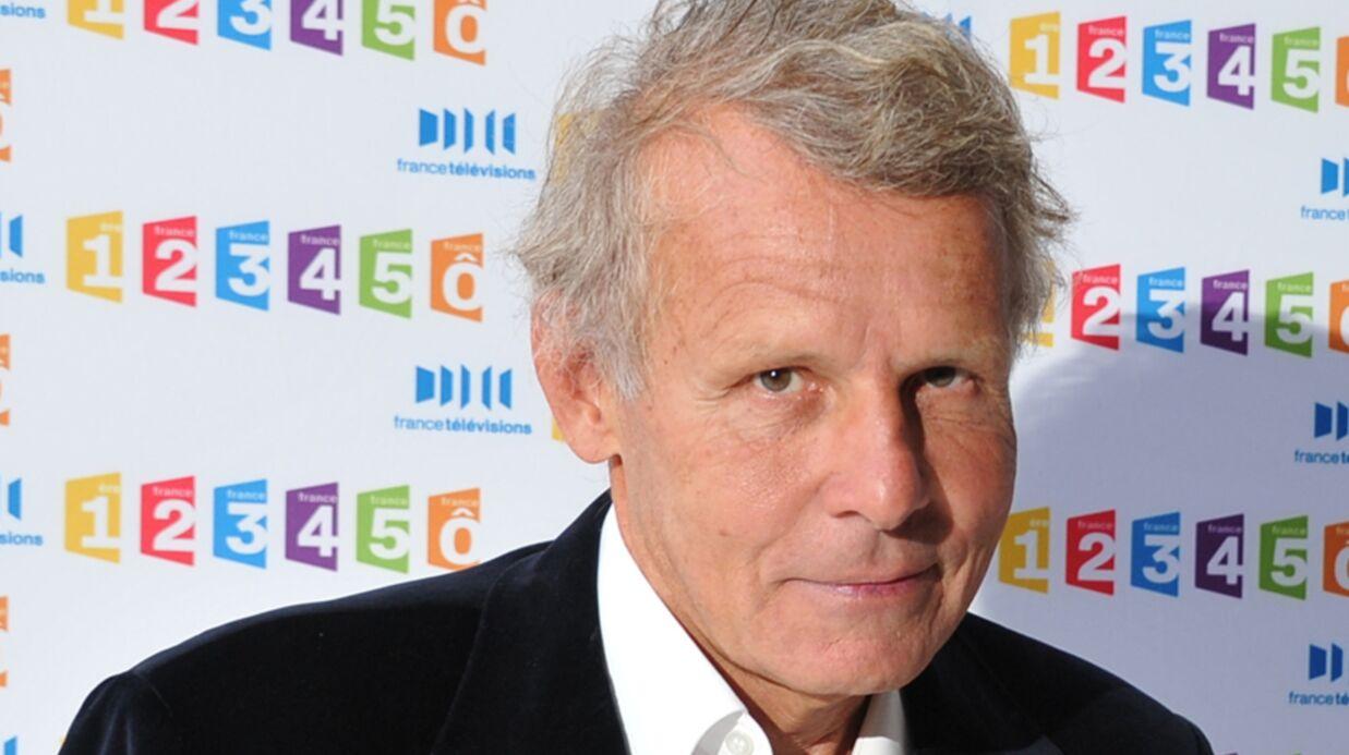 France 3 ne veut plus de Patrick Poivre d'Arvor