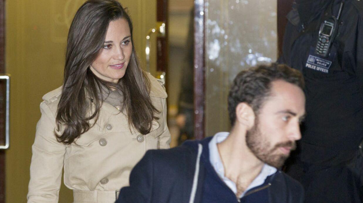 DIAPO La famille de Kate Middleton lui rend visite à l'hôpital