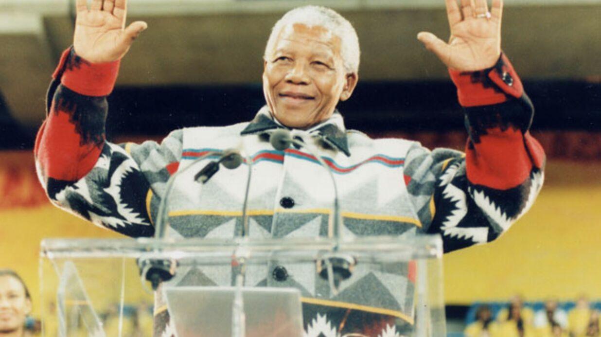 Les hommages des stars à Nelson Mandela