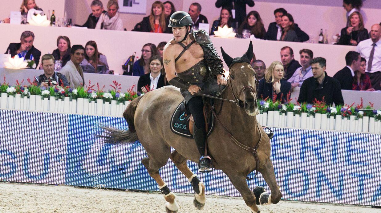 DIAPO Guillaume Canet et Benjamin Castaldi enfilent des costumes délirants devant Charlotte Casiraghi
