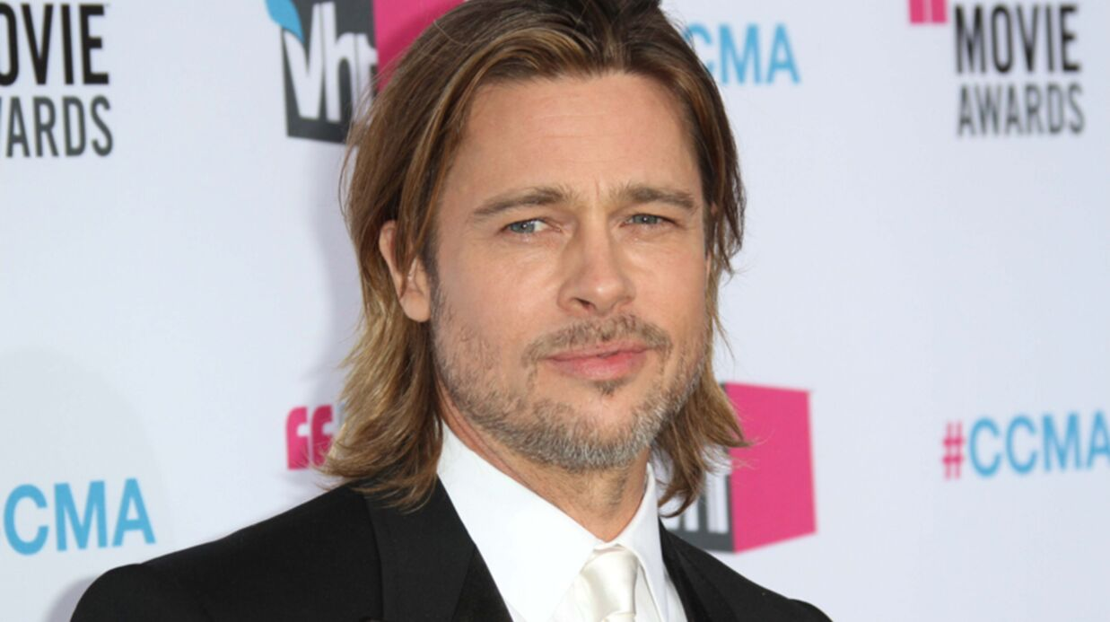 Brad Pitt, ancien assis­tant de strip-teaseuses