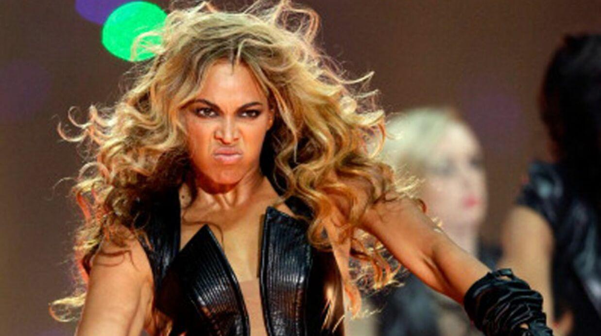 PHOTOS Beyoncé tente de faire retirer des photos du Super Bowl