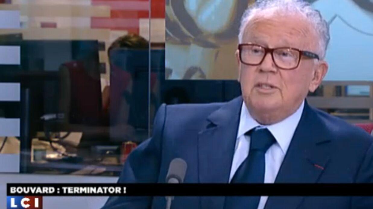 VIDEO Philippe Bouvard envisage de continuer sa carrière ailleurs qu'à RTL