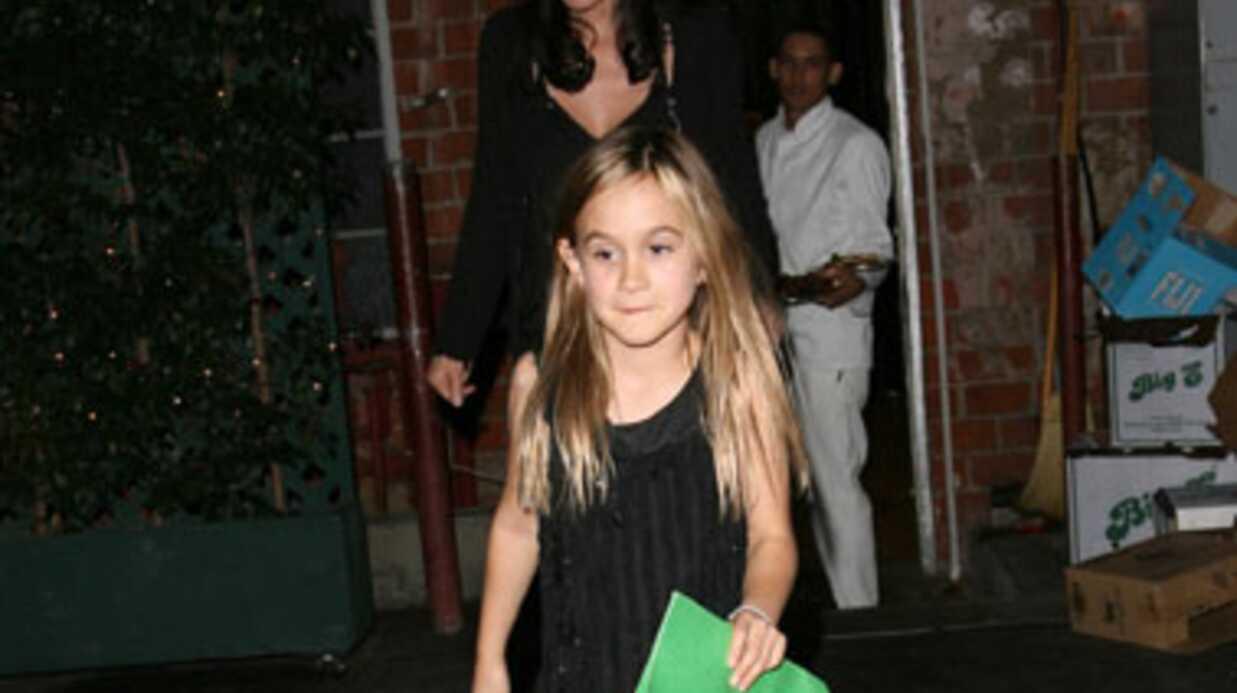 PHOTOS David Arquette célèbre un an de sobriété avec Courteney Cox et leur fille