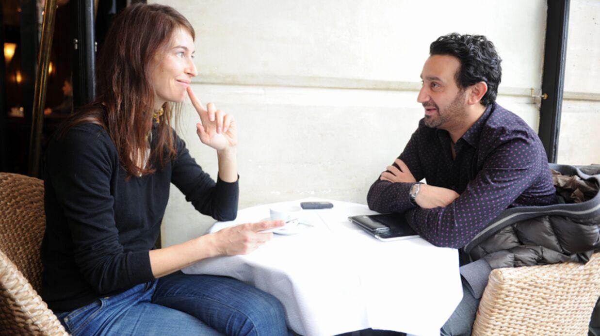 Cyril Hanouna: «Evelyne Dhéliat, c'est mon style de meuf»