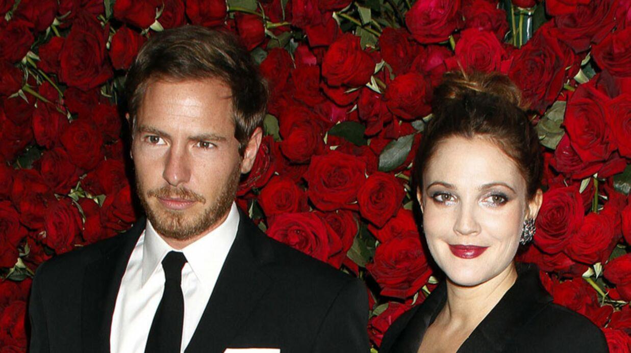 Drew Barrymore s'est fiancée