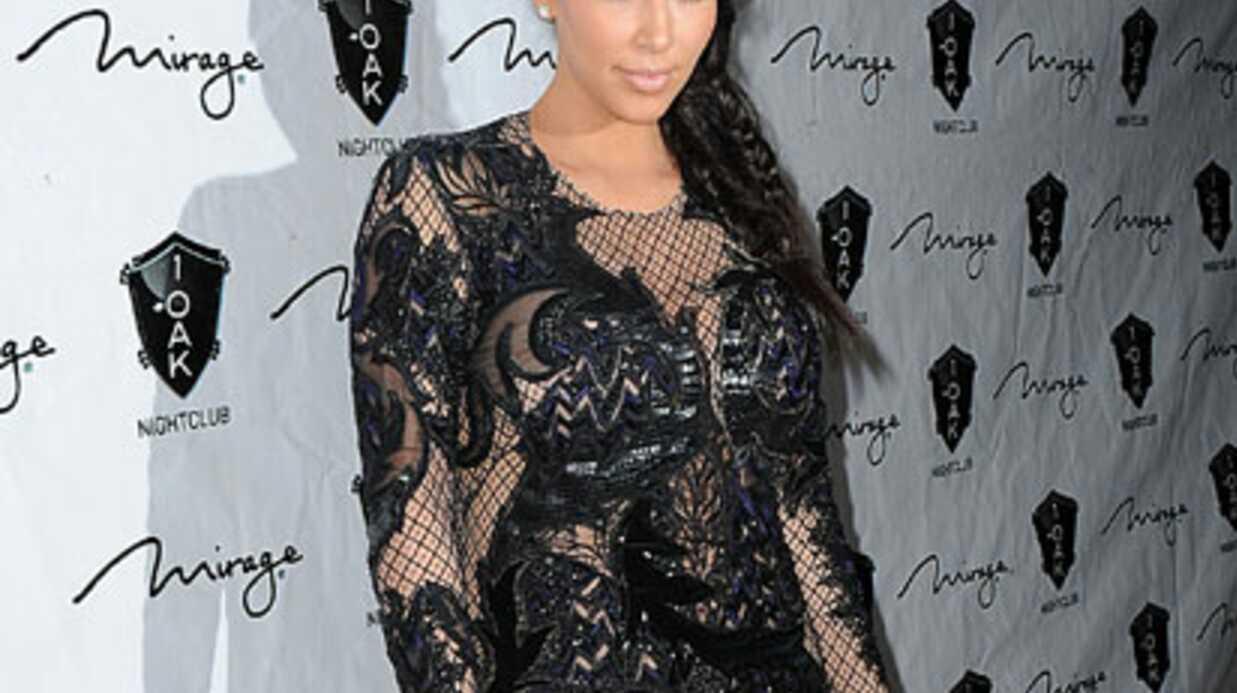 Kim Kardashian envie le corps de Kourtney Kardashian