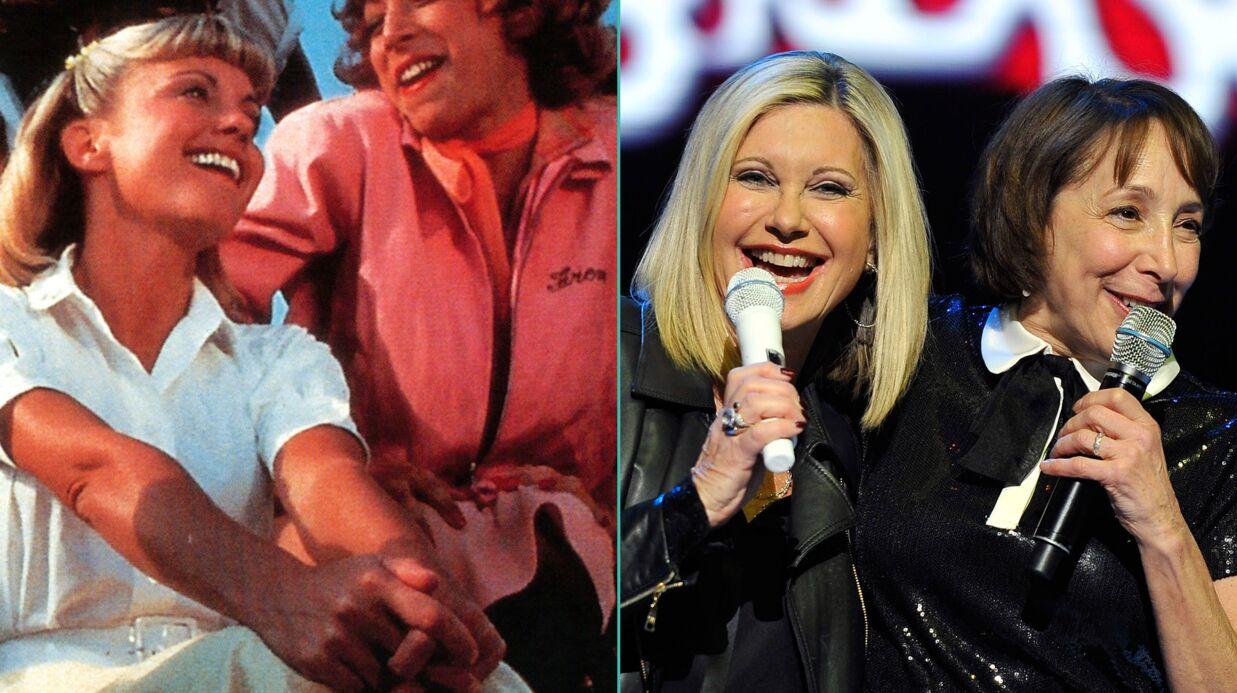 Près de 40 ans après, Olivia Newton John et son ex-partenaire de Grease réunies sur scène!