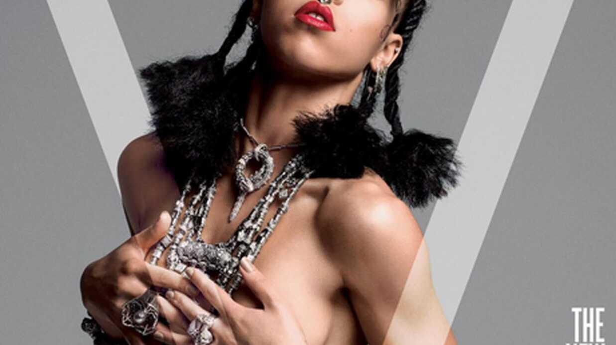 Des photos nues de Miley Cyrus, Kristen Stewart et Tiger