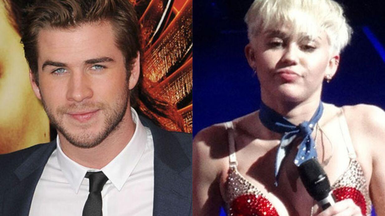 Liam Hemsworth et Miley Cyrus auraient-ils enterré la hache de guerre?