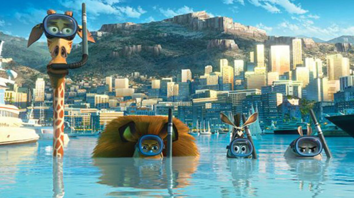 C'est vu – Madagascar 3: un joyeux barnum survolté