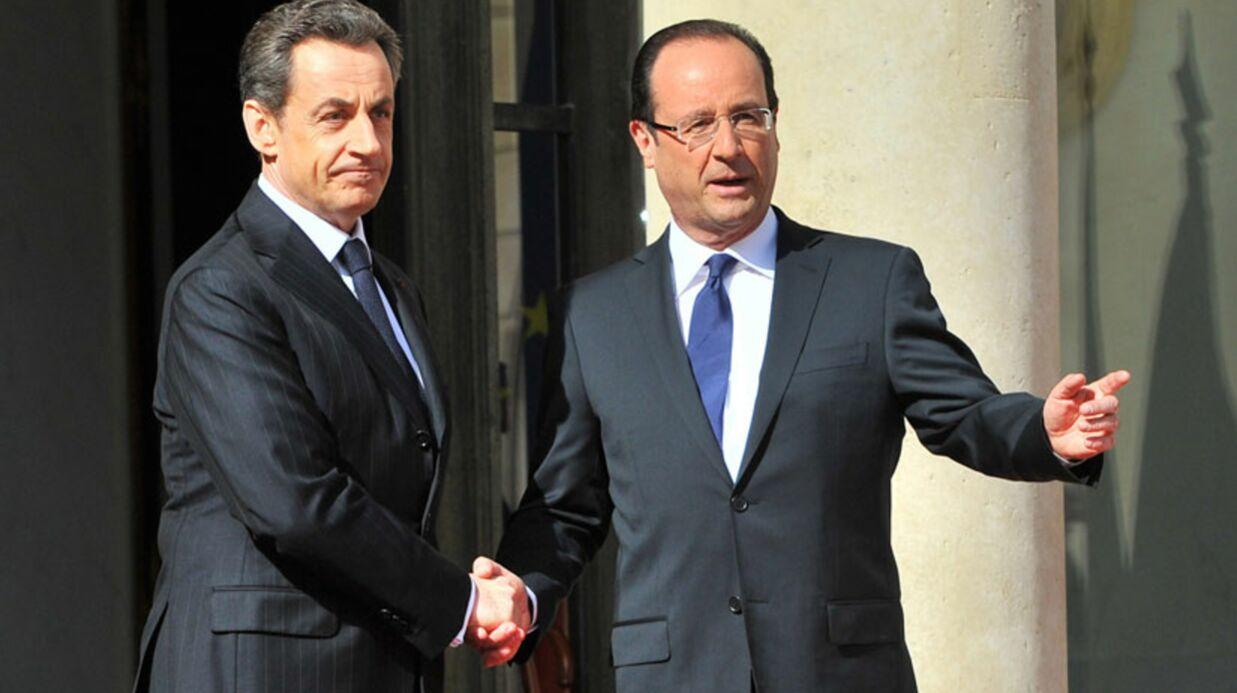Nicolas Sarkozy a détruit tout le courrier de François Hollande