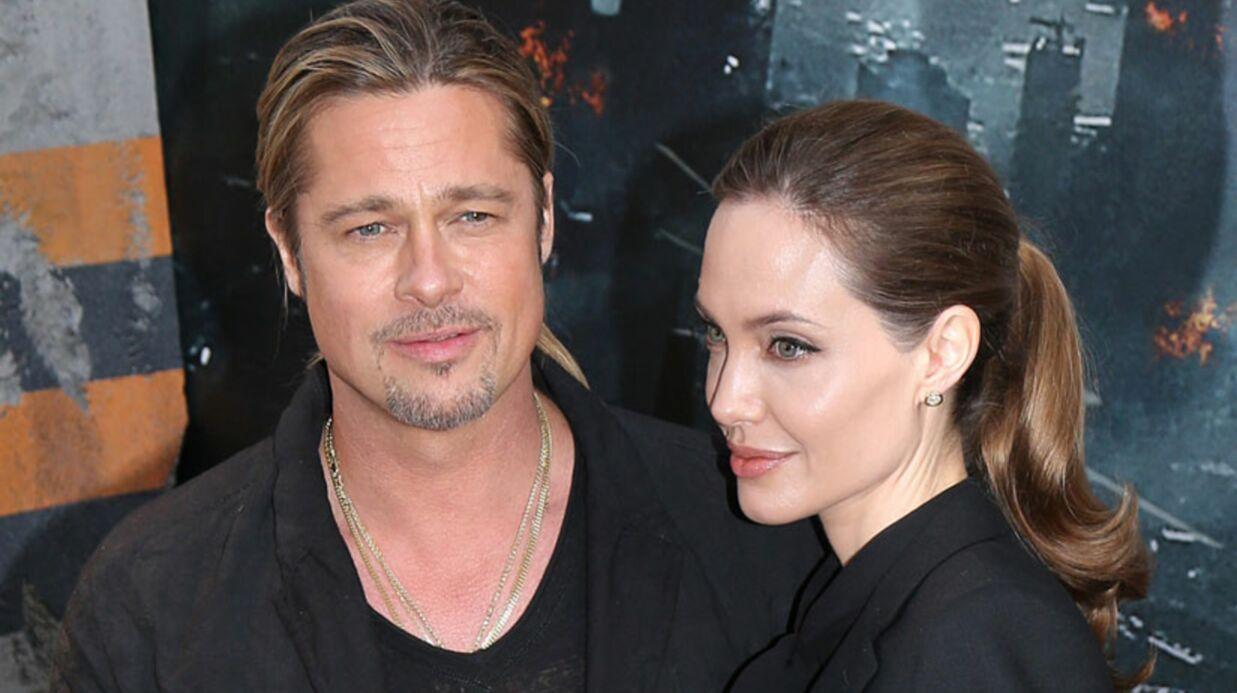 Brad Pitt a offert pour 3 500 euros de lingerie à Angelina pour son anniversaire
