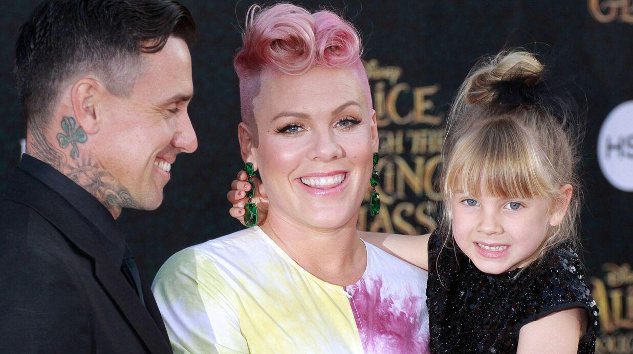 PHOTOS Pink offre un anniversaire grandiose à sa fille