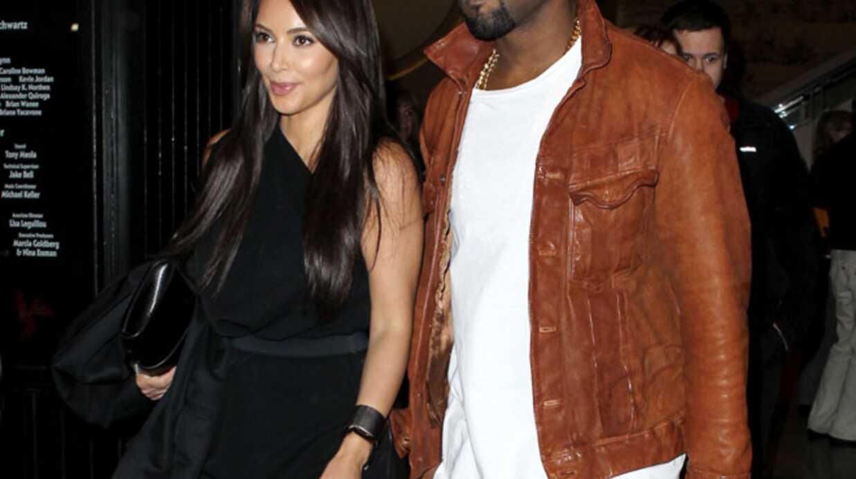 Kim Kardashian et Kanye West parleraient déjà de mariage