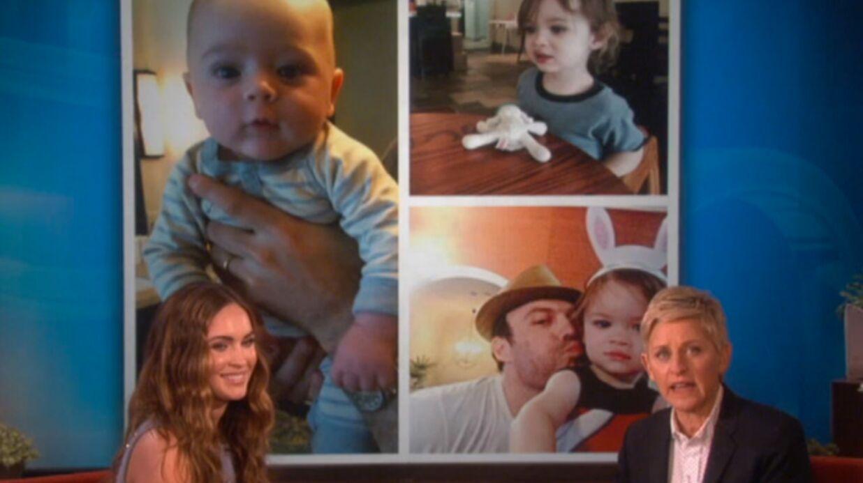 PHOTO Megan Fox présente son fils, Bhodi