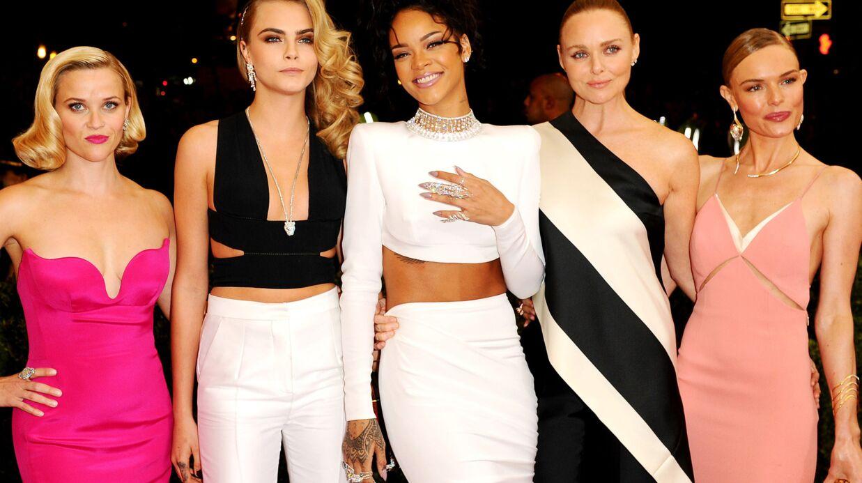 PHOTOS Gala du Met Ball 2014: admirez les tenues les plus sexy