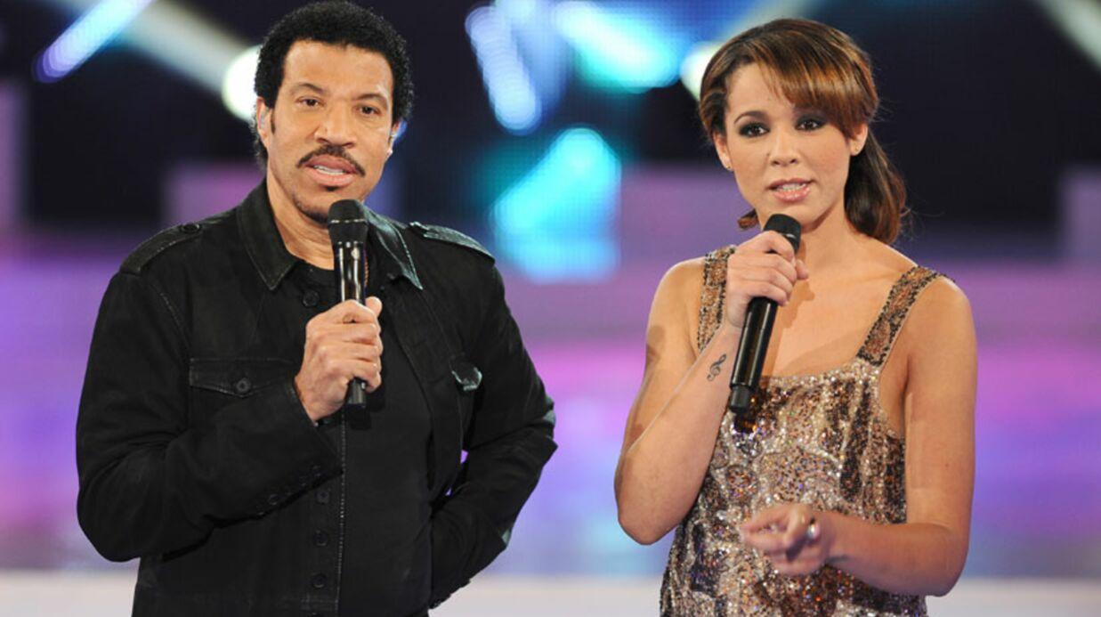 PHOTOS Lionel Richie et Chimène Badi donnent de la voix