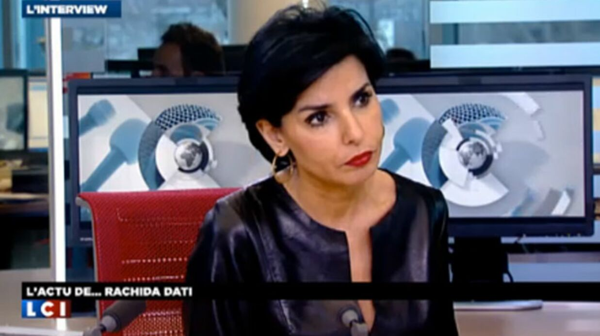 VIDEO Rachida Dati susceptible quand on lui parle chaussures