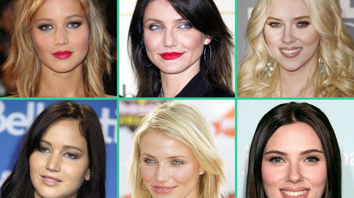 DIAPO Ces stars ont changé de couleur de cheveux, auraient-elles dû?