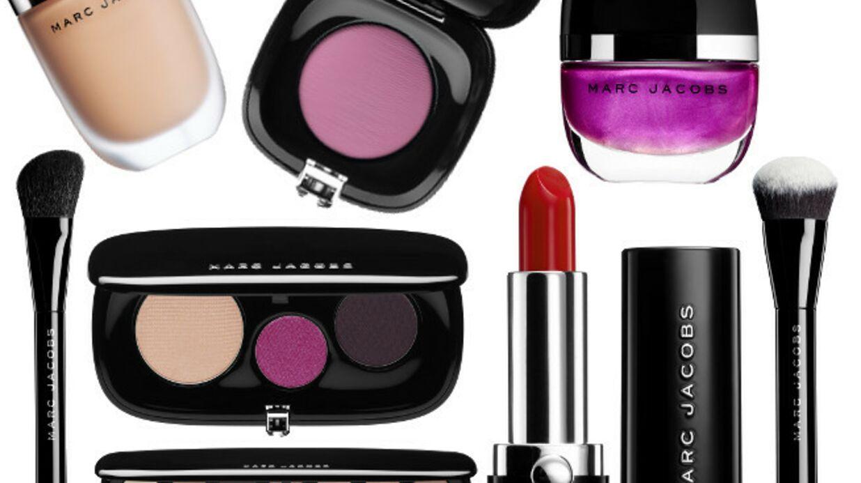 Marc Jacobs Beauty arrive en exclusivité chez Sephora