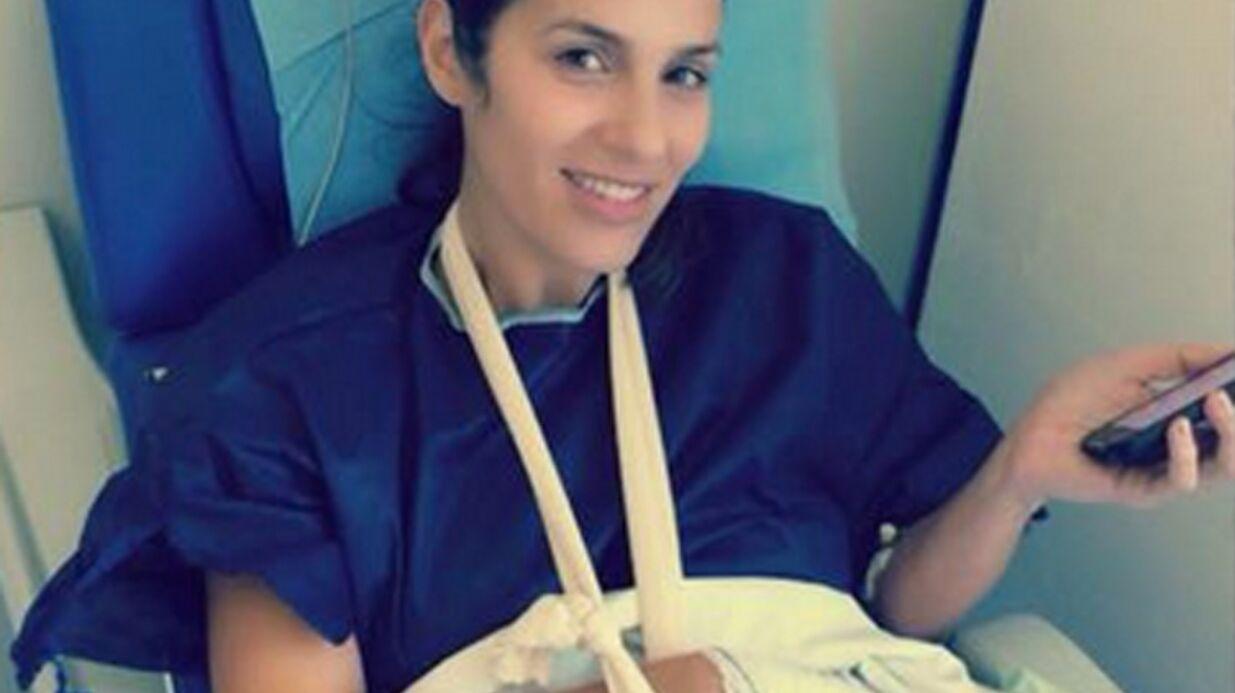 Elisa Tovati hospitalisée et opérée en urgence