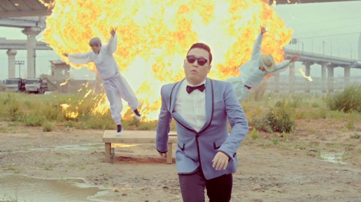 Psy, le chanteur de Gangnam Style, explique son succès