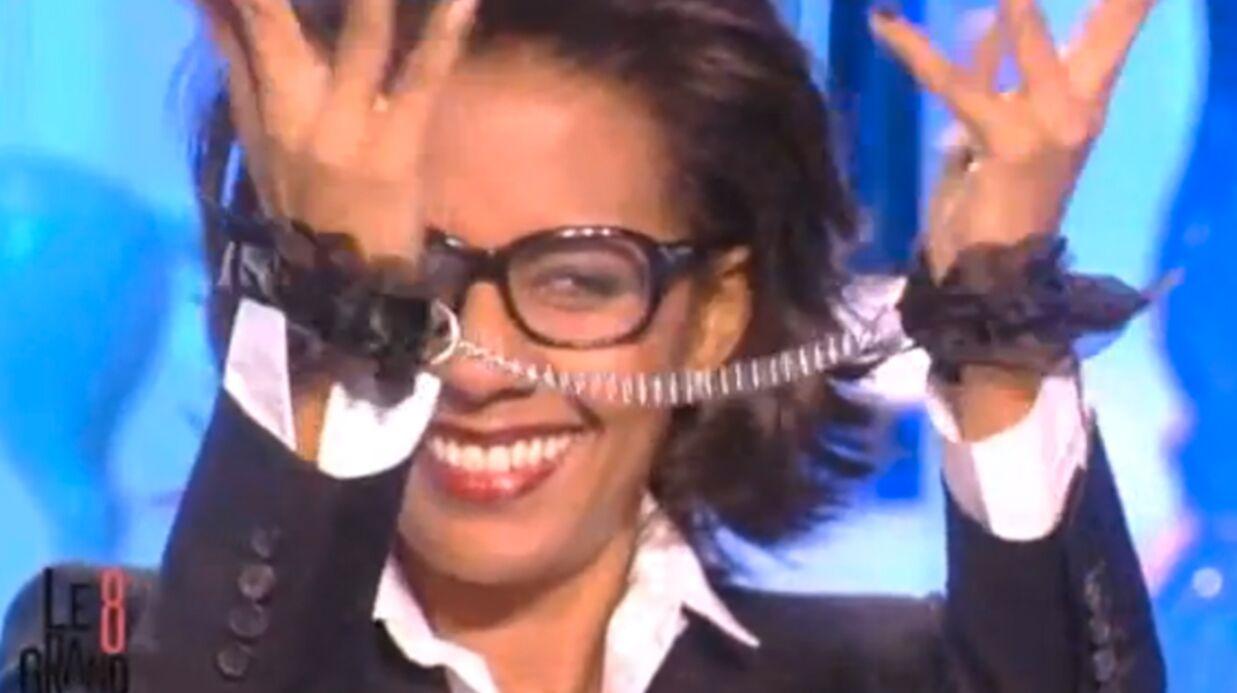 VIDEO Audrey Pulvar dans un sex-shop