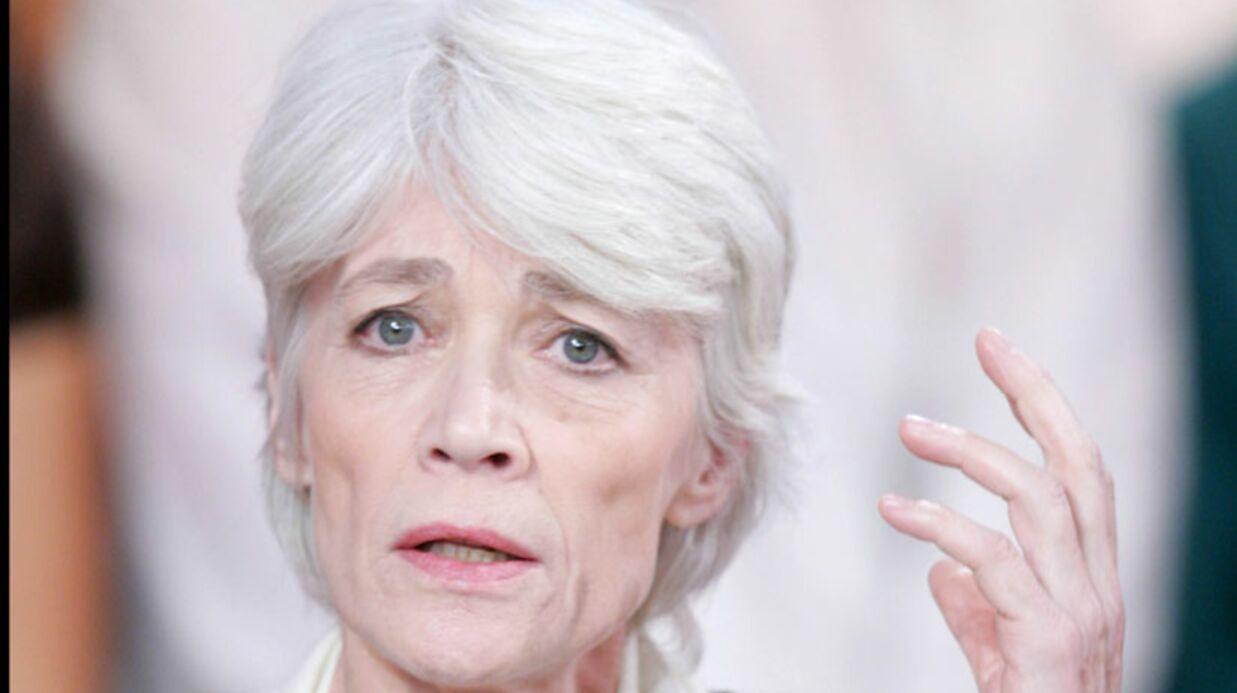 Françoise Hardy a déménagé. À cause de François Hollande?