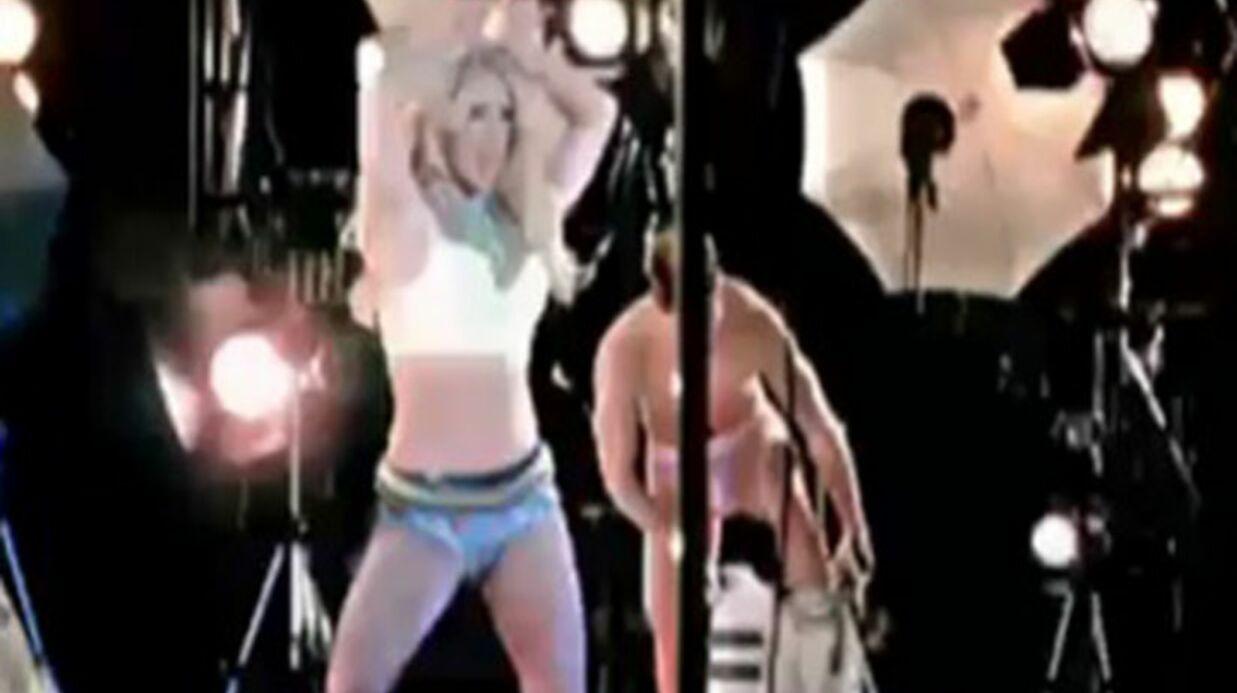 Britney Spears invitée au JT de TF1: le vide abyssal