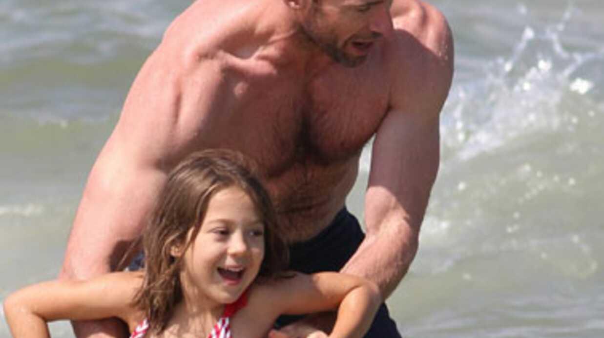 Hugh Jackman: pas de télé et d'ordinateur pour ses enfants