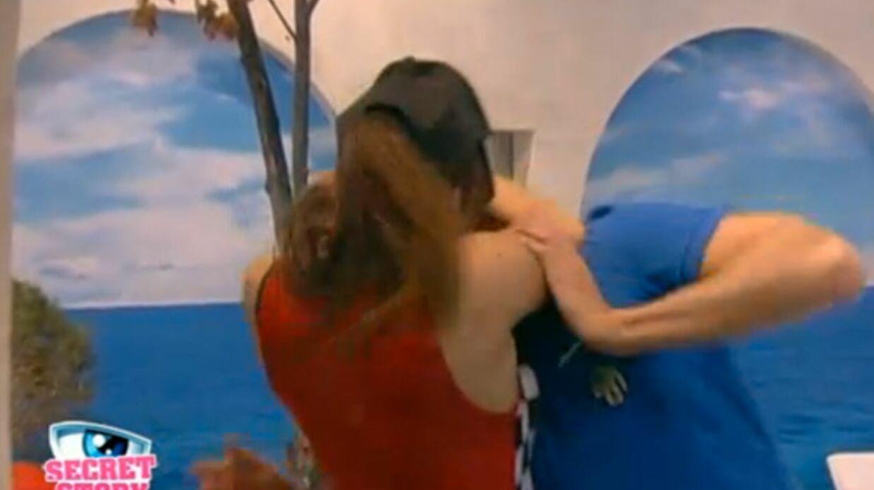 Secret Story 5: Marie explose après un baiser Morgane-Geoffrey