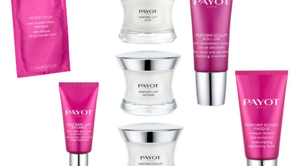 Les peaux matures profitent de l'expertise Payot