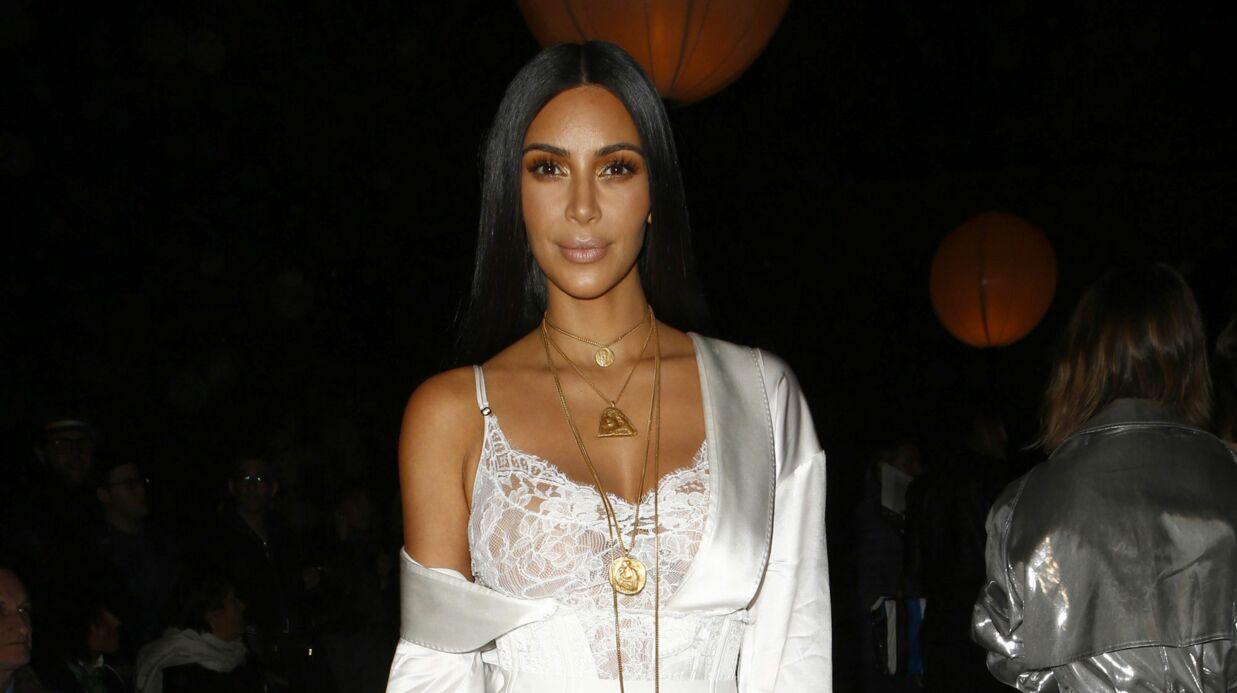 Kim Kardashian: son équipe lui recommande d'engager une doublure pour sa sécurité