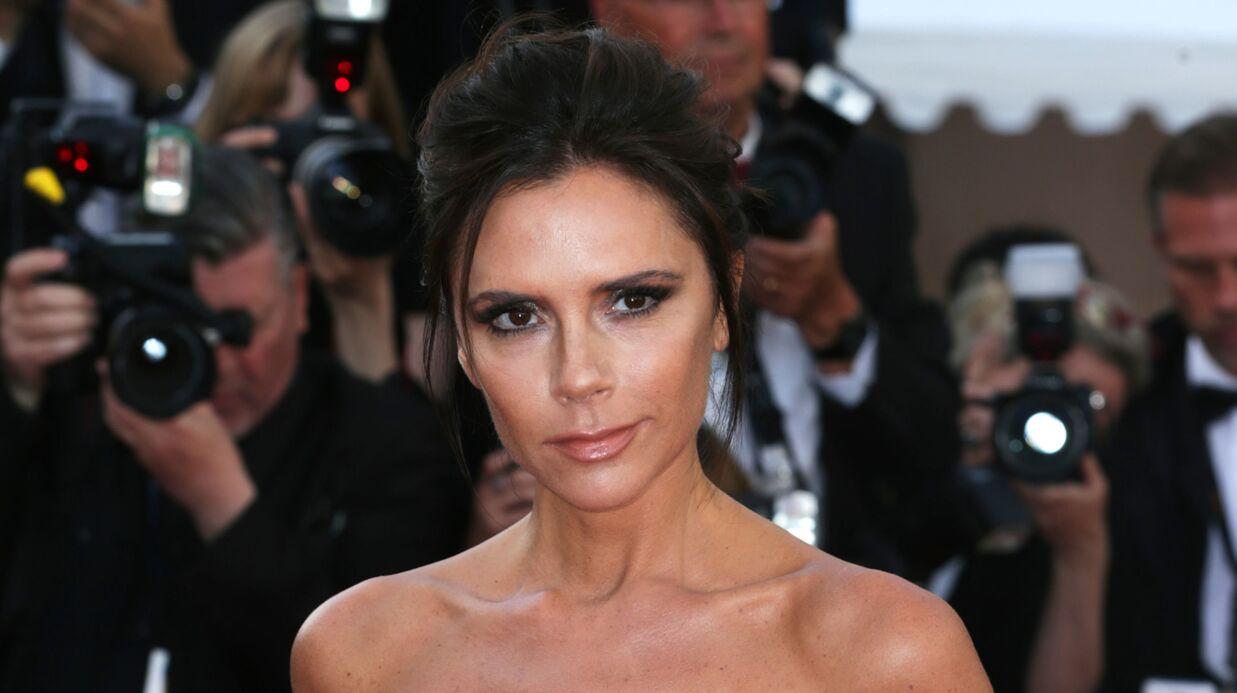 Victoria Beckham: son surprenant secret pour lutter contre l'acné