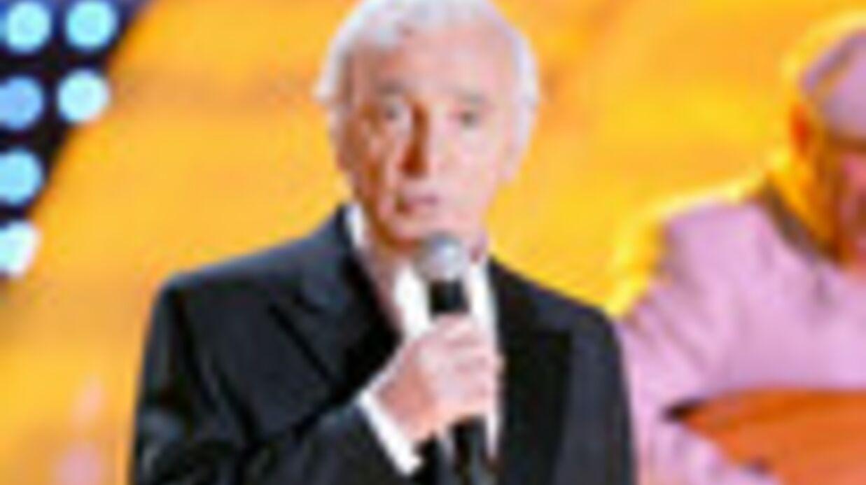 Charles Aznavour: pourquoi ses places de concert sont si chères?