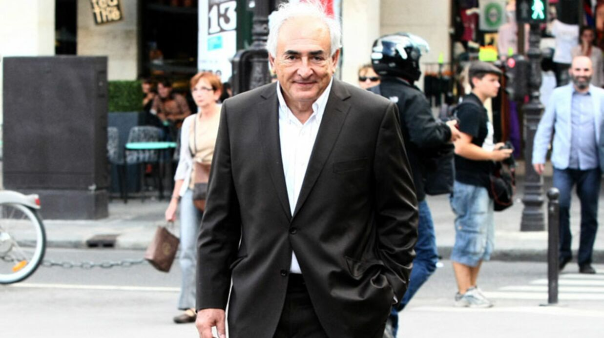 DSK entendu par la police dans l'affaire Tristane Banon