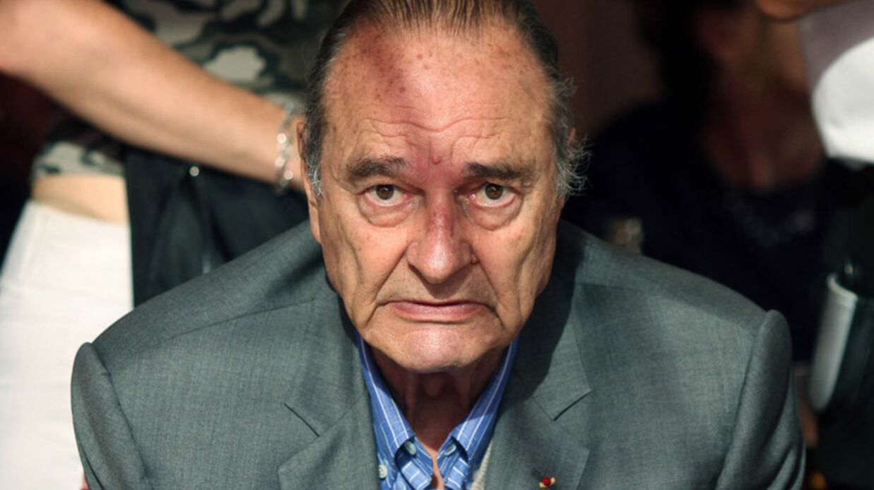 Malade, Jacques Chirac n'a pas reconnu sa fille adop­tive