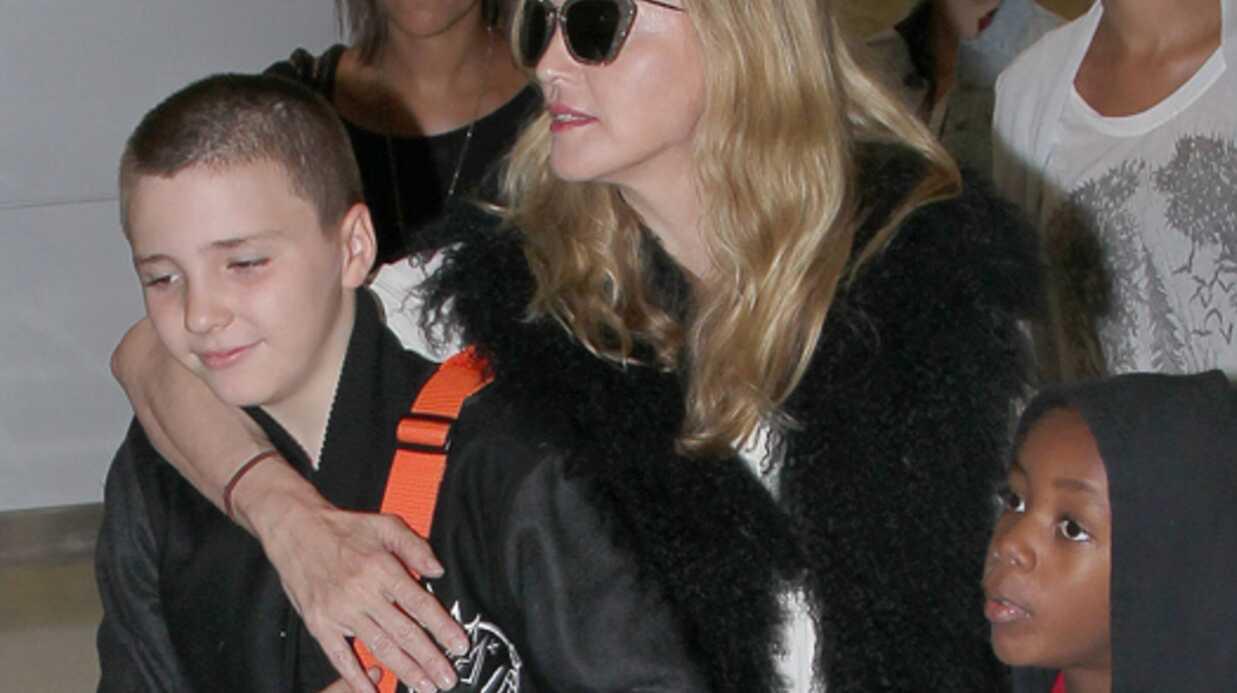 Guy Ritchie: l'ex de Madonna à nouveau papa