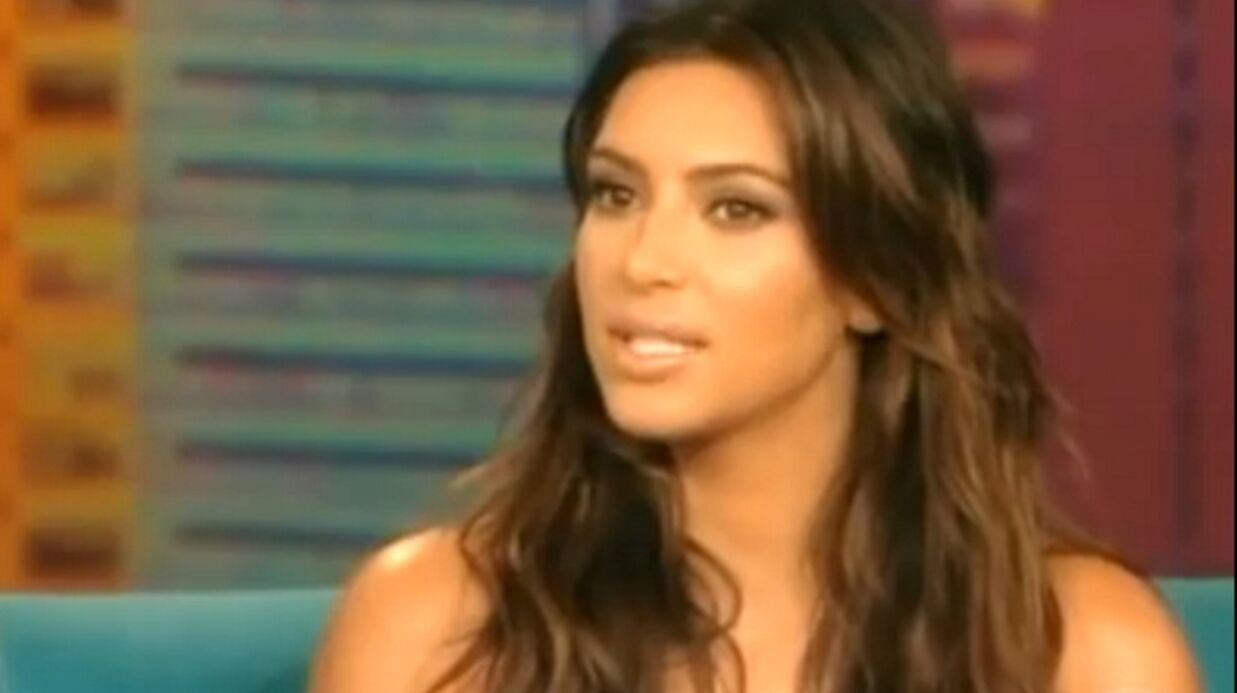 Kim Kardashian veut des enfants avec Kanye West, son «âme sœur»