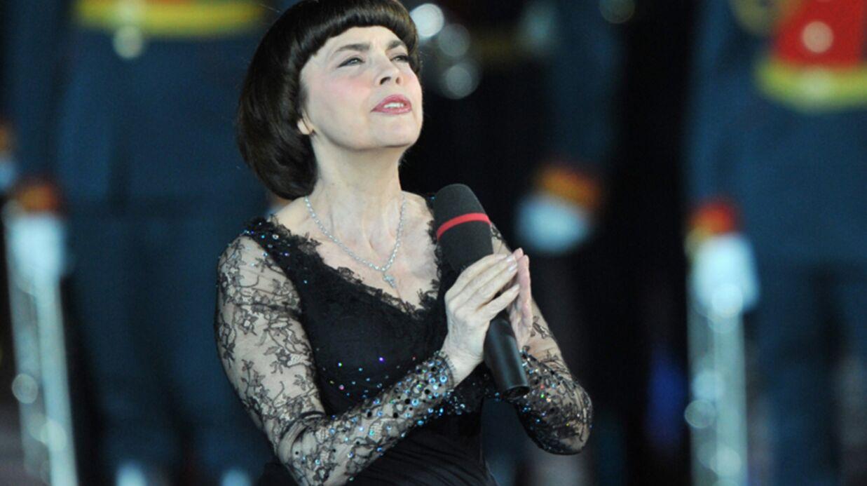 Mireille Mathieu a été censurée à la télévision russe