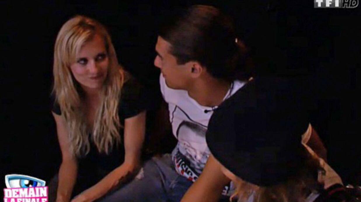 Secret Story 6: Midou et Émilie soutiennent Audrey