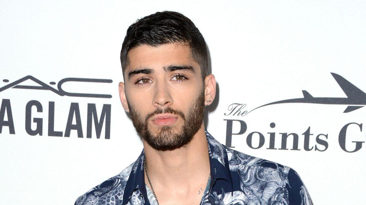 Zayn Malik annule un concert pour cause d' «extrême anxiété»