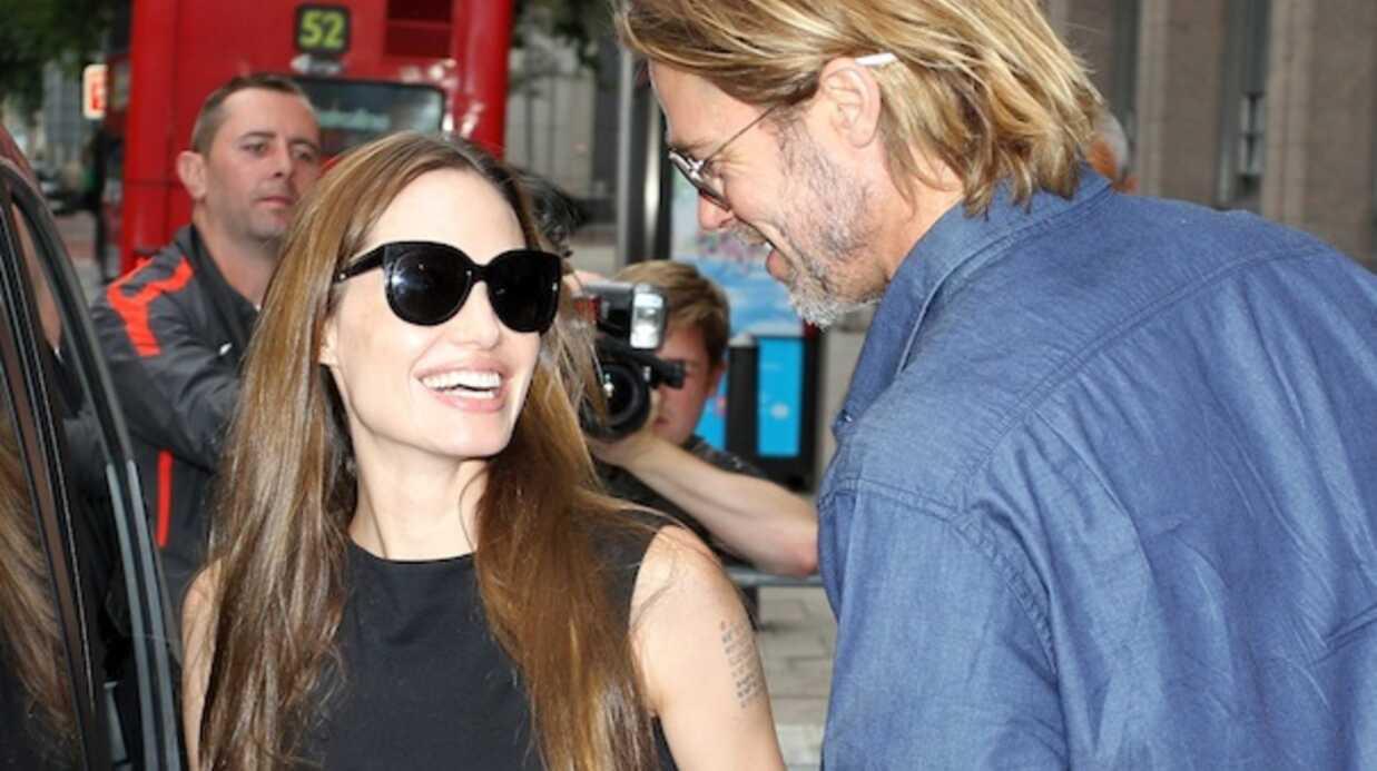 PHOTOS Angelina Jolie et Brad Pitt fêtent l'anniversaire de leur fils