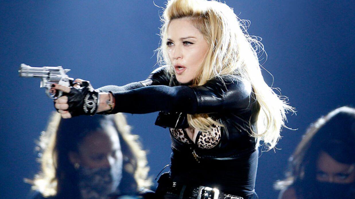 Madonna indésirable en Russie